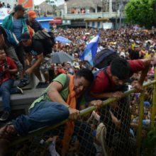 Trump must seal the border now. This is an invasion army.
