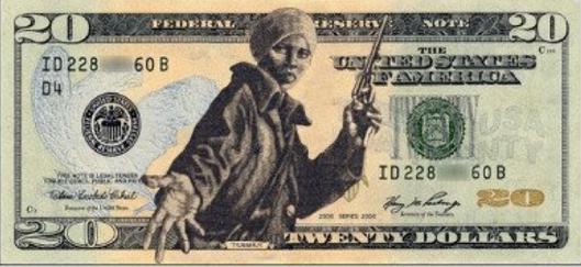 Move To Put Gun-Toting Black Republican Harriet Tubman On $20 Bill