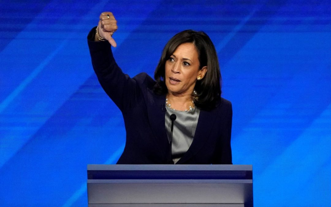 """What you should know about """"President"""" Kamala Harris' agenda"""