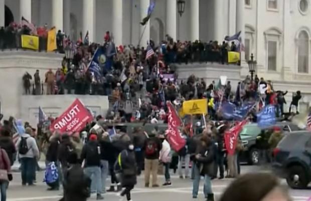 Capitol Riot a False Flag Operation?