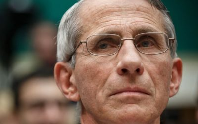 The walls close in on Fauci