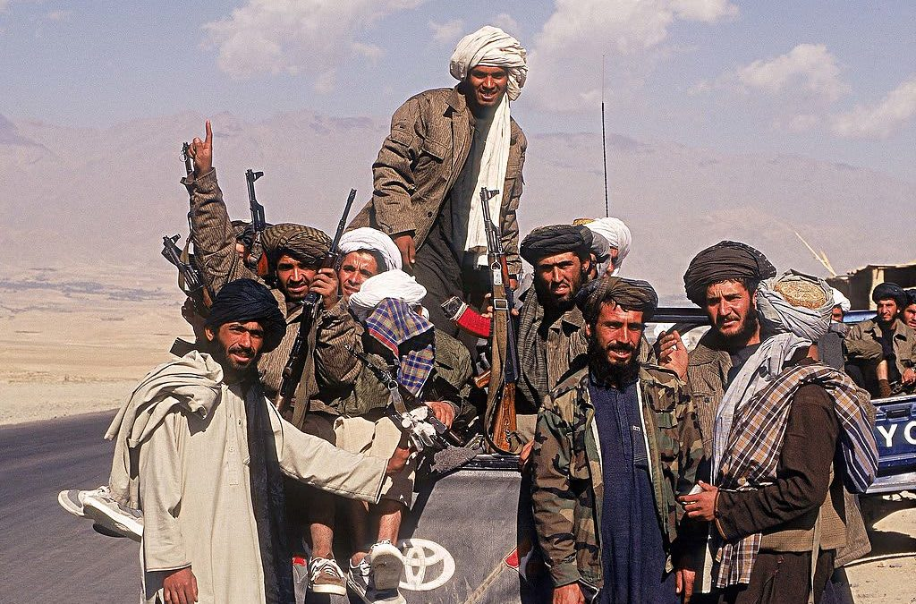 """About that """"newer, softer Taliban"""""""