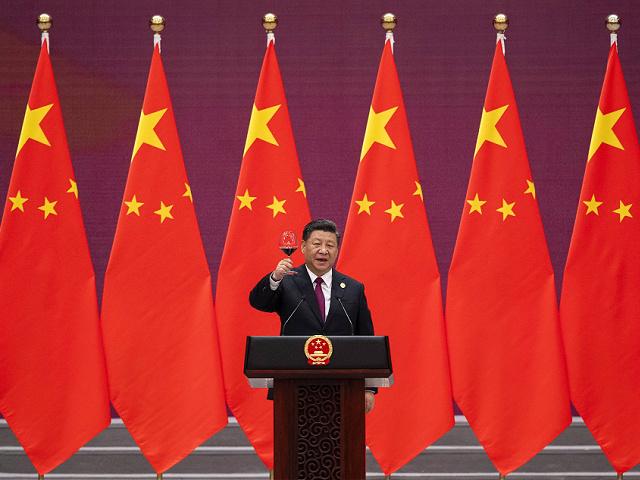 Greedy China Eyeballing Taiwan and Afghanistan