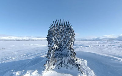 Winter is Coming and I'm King for a Day