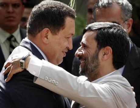 Venezuela-Iran:  A Budding Nuclear Love Story