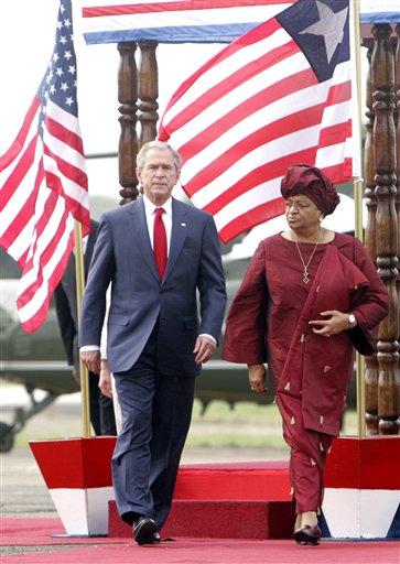 Bush Africa Liberia